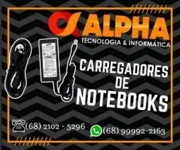 Serviços de informatica , Carregadores para Notebook