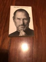Livro Steve Jobs por WALTER ISAACSON