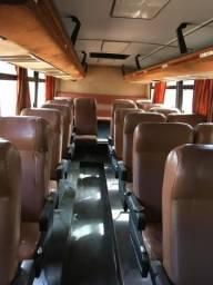 Vendo ônibus Mercedes 608 - 1985