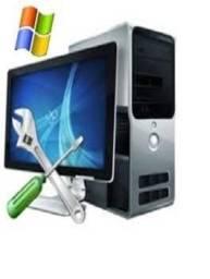 Manutenção em notebooks, computadores e recarga de cartuchos