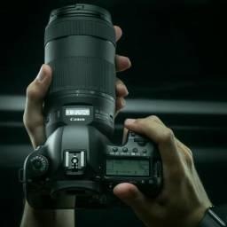 Lente Canon Ef 70-300 F/4-5.6 Is Ii Usm