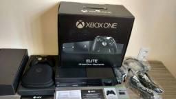 Xbox one Elite 13 jogos 1 tb