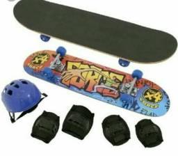 Skate e acessórios