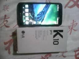 K10 pro 32GB leitor dr impressão digital