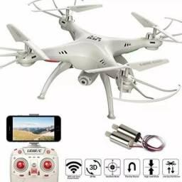 Drone Lidirc Camera Wifi Prova Dagua Novo