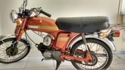 Raridade Yamaha YB50