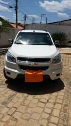 GM-Chevrolet S10 LTZ 2014/2014 Diesel Branca 4x4 - 2014