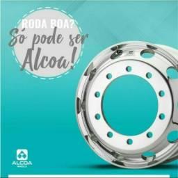 Rodas Novas Original Alcoa Pneu 275 e 295