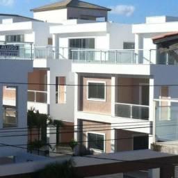 Casa triplex 4 suites, escritorio, terraço vista mar, próximo praia