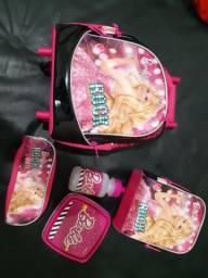 Kit escolar barbie