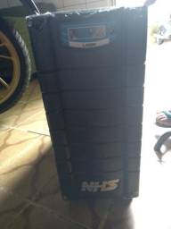 Nobreak industrial nhs capacidade de 8 pcs/ 84 ampere