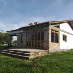 Velleda oferece 2,2 hectares, casa nova, 450 mudas pitaia, açude, T.R.O.C.A , Leia