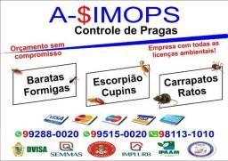 Dedetização veicular serviços de Empresa 99288 00020