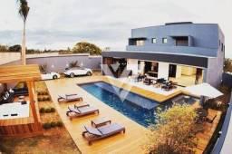 Sobrado com 5 dormitórios à venda, 500 m² por R$ 4.490.000 - Condomínio Saint Patrick - So