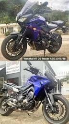 Motocicleta Yamaha modelo MT 09 Tracer 2018 - 2018