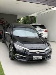 Honda Civic EXL 2018 único dono baixo KM - 2018