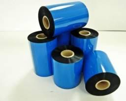 Ribbons de cera misto e resina de fabrica