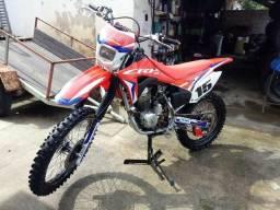 Crf 230f - 2010