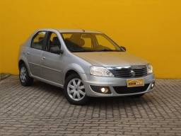 RENAULT LOGAN 2011/2012 1.6 EXPRESSION 8V FLEX 4P MANUAL - 2012