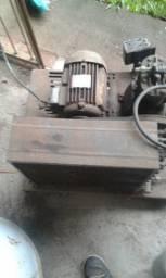 Compressor câmera fria