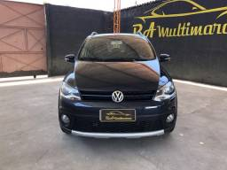 VW Crossfox 2013 Completo C/Central Multimídia Novíssimo !!! - 2013