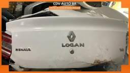 Título do anúncio: Sucata Renault Logan 1.6 16v 2019
