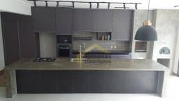 Sobrado com 3 dormitórios à venda, 266 m² por r$ 1.300.000 - condomínio residencial green