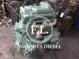27- Motor Mercedes-Benz OM314