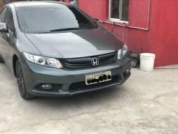 Honda Civic LXL_autom_IPVA 2019 PG - 2012