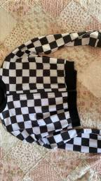 jaqueta xadrez