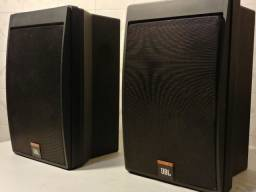 Caixas acústicas JBL Control 5, par, (impecável)