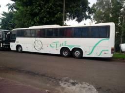 Ônibus volvo b58 gv 1000 1994\1995 46 lugares, ar condicionado - terreno - sala comercial
