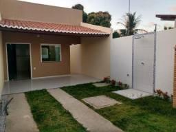 MT - Casa nova 2 quartos, Aceita financiamento Minha casa minha vida