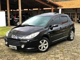 Peugeot 307 Presence Pack 1.6 Flex 2009/2010 Manual Preto - 2010