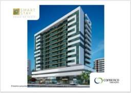 Smart Stay na Ponta Verde, Apartamentos Quarto/Sala em até 120 meses !