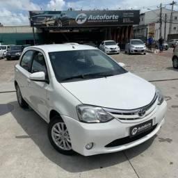 Toyota Etios 1.5 XLS TOP R$29.990 - 2014
