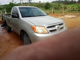 Hilux cabine simples 2007 2.5 - 2007