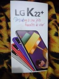 Vendem se LG K22 + com 64 GB de Memória.