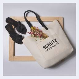Lindo Presente kit chinelo e bolsa