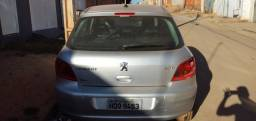 Peugeot 307 ano 2004 Gás, completo