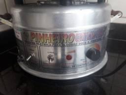 Máquina Elétrica de Algodão Doce Pinheiro Cotton Candy