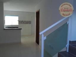 Casa com 2 dormitórios à venda, 62 m² por R$ 200.000,00 - Caiçara - Praia Grande/SP