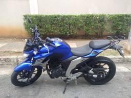 Fazer 250 2019 azul
