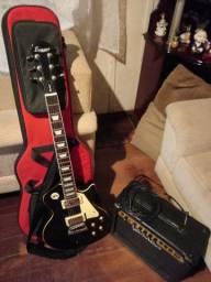 Guitarra+Cubo por Moto ou Algo