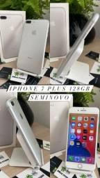 iPhone 7 Plus 128 GB - Seminovo