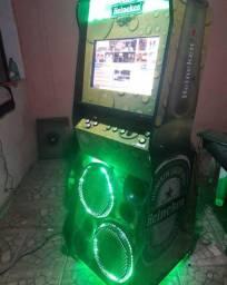 Vendas a melhor de BH karaokê jukebox