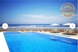 Apartamento com 1 dormitório à venda, 52 m² por R$ 248.000,00 - Vila Caiçara - Praia Grand