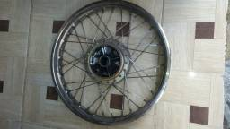 Roda traseira YBR