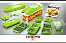 Cortador de legumes Nicer Dicer