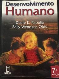 Livro Usado - Desenvolvimento Humano Diane E. Papalia E Sally Wendkos Olds